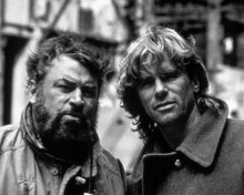 Richard Dean Anderson & Brian Blessed in MacGyver: Lost Treasure of Atlantis Poster and Photo