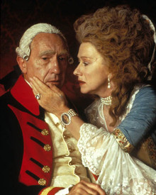 Nigel Hawthorne & Helen Mirren in The Madness of King George Poster and Photo