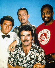 Tom Selleck in Magnum P.I. Poster and Photo