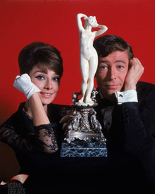 Audrey Hepburn & Peter O'Toole in How to Steal a Million Poster and Photo