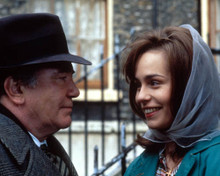 Albert Finney & Tara Fitzgerald in A Man of No Importance Poster and Photo