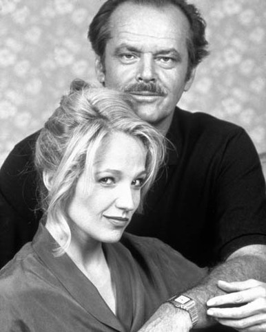 Jack Nicholson & Ellen Barkin in Man Trouble Poster and Photo