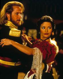 Catherine Zeta Jones in The Mask of Zorro Poster and Photo