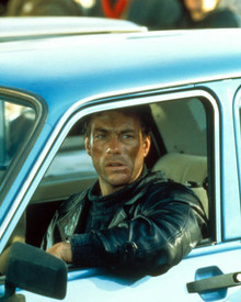 Jean-Claude Van Damme in Maximum Risk Poster and Photo