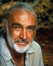 Sean Connery in Medicine Man Poster and Photo