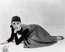 Audrey Hepburn in Funny Face Poster and Photo