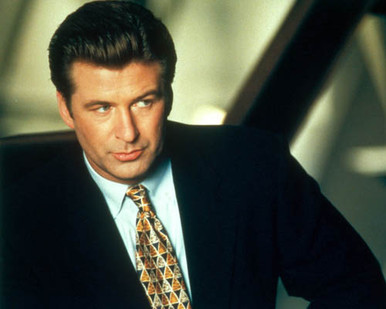 Alec Baldwin in Mercury Rising Poster and Photo