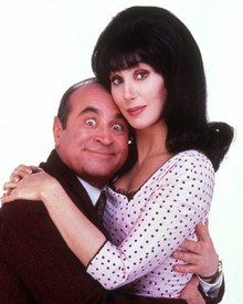 Bob Hoskins & Cher in Mermaids Poster and Photo