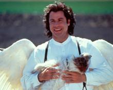 John Travolta in Michael Poster and Photo