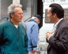 Clint Eastwood & John Cusack in Midnight in the Garden of Good and Evil Poster and Photo
