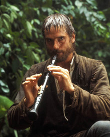 Jeremy Irons in The Mission Poster and Photo