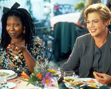 Whoopi Goldberg & Kathleen Turner in Moonlight and Valentino Poster and Photo