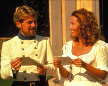 Emma Thompson & Kenneth Branagh in Much Ado About Nothing Poster and Photo