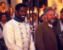 Denzel Washington & Richard Briers in Much Ado About Nothing Poster and Photo