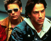 River Phoenix & Keanu Reeves in My Own Private Idaho Poster and Photo