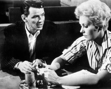 Frank Sinatra & Kim Novak in The Man with the Golden Arm Poster and Photo