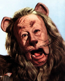 Bert Lahr in The Wizard of Oz Poster and Photo