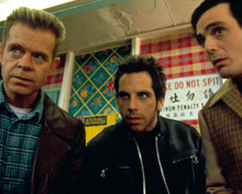 Ben Stiller & William H. Macy in The Mystery Men Poster and Photo