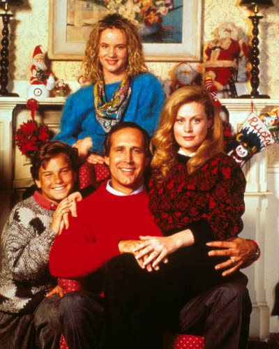 Chevy Chase Christmas Vacation.Chevy Chase Beverly D Angelo In National Lampoon S Christmas Vacation Premium Photograph And Poster 1010098