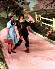 Judy Garland & Ray Bolger in The Wizard of Oz Poster and Photo