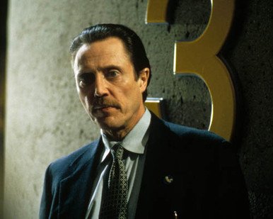 Christopher Walken in Nick of Time Poster and Photo