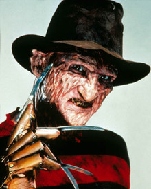 Robert Englund in A Nightmare on Elm Street Poster and Photo