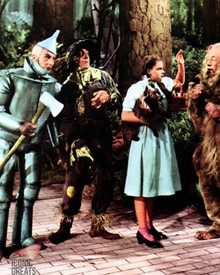 Jack Haley & Bert Lahr in The Wizard of Oz Poster and Photo