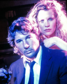 Richard Gere & Kim Basinger in No Mercy Poster and Photo