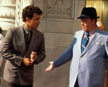 Tom Hanks & Jackie Gleason in Nothing in Common Poster and Photo