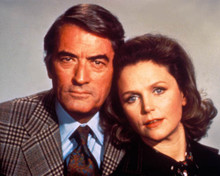 Gregory Peck & Lee Remick in The Omen Poster and Photo