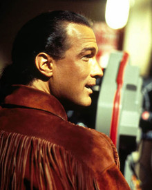 Steven Seagal in On Deadly Ground Poster and Photo