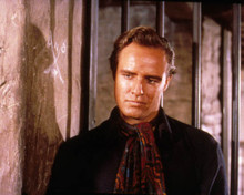 Marlon Brando in One Eyed Jacks Poster and Photo