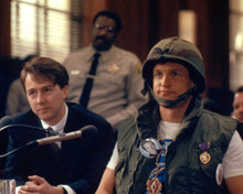 Woody Harrelson & Edward Norton in The People vs. Larry Flynt Poster and Photo