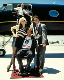 Woody Harrelson & Courtney Love in The People vs. Larry Flynt Poster and Photo