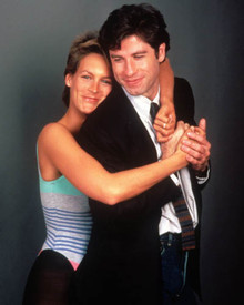 Jamie Lee Curtis & John Travolta in Perfect Poster and Photo