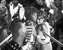 Christopher Atkins & Kristy McNichol in The Pirate Movie Poster and Photo