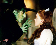 Judy Garland & Margaret Hamilton in The Wizard of Oz Poster and Photo