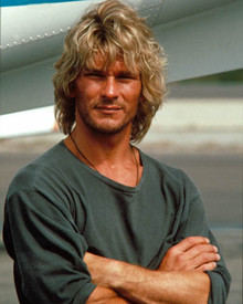 Patrick Swayze in Point Break Poster and Photo