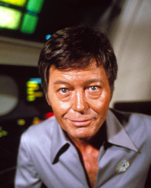 DeForest Kelley in Star Trek : The Motion Picture Poster and Photo