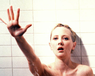 Anne Heche in Psycho Poster and Photo