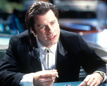 John Travolta in Pulp Fiction Poster and Photo