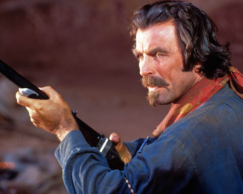 ee568a894be89 Tom Selleck in Quigley Down Under Poster and Photo