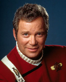 William Shatner in Star Trek : Generations Poster and Photo