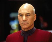 Patrick Stewart in Star Trek : Generations Poster and Photo