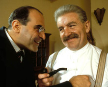 David Suchet in Red Monarch Poster and Photo