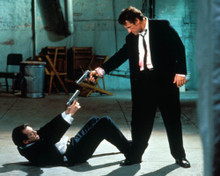 Harvey Keitel & Steve Buscemi in Reservoir Dogs Poster and Photo