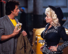 Dolly Parton & Sylvester Stallone in Rhinestone Poster and Photo