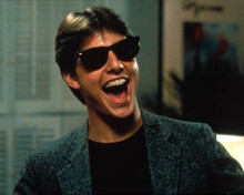 Tom Cruise in Risky Business Poster and Photo