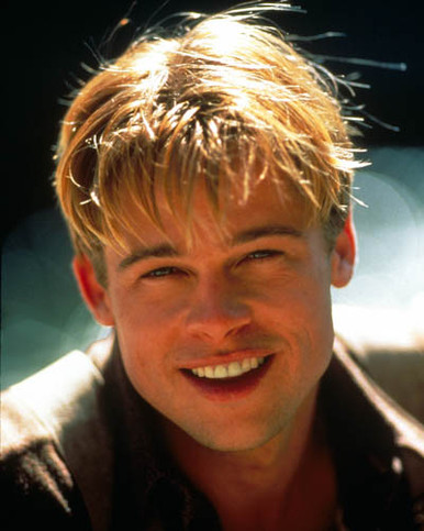Brad Pitt in A River Runs Through It Poster and Photo