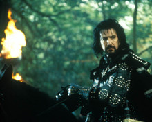 Alan Rickman in Robin Hood : Prince of Thieves Poster and Photo